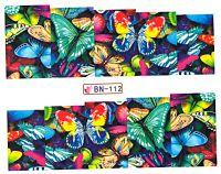 Vodolepky Motýle BN-112
