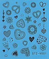 Vodolepky Blue STZ-V001