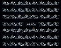 Nálepky čipky YQ-066