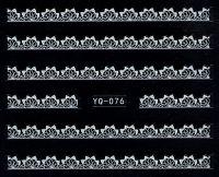 Nálepky čipky YQ-076