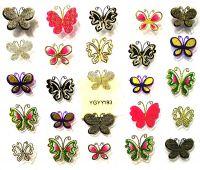 Nálepky motýle YGYY193