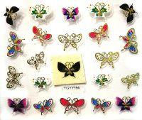 Nálepky motýle YGYY194