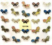 Nálepky motýle YGYY196