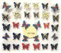 Nálepky motýle YGYY200