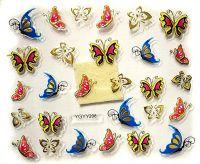 Nálepky motýle YGYY208