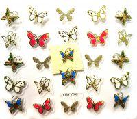 Nálepky motýle YGYY209