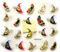 Nálepky motýle YGYY210