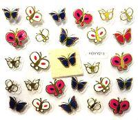 Nálepky motýle YGYY213