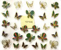 Nálepky motýle YGYY216