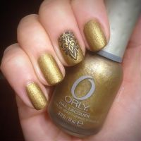 ORLY - 40254 - Solid Gold