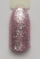 Platinum metalický gel na nechty 17