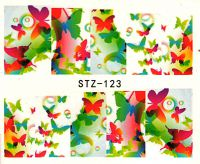 Vodolepky Motýle Full STZ-123