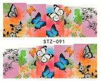 Vodolepky Motýle STZ-091