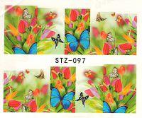 Vodolepky Motýle STZ-097