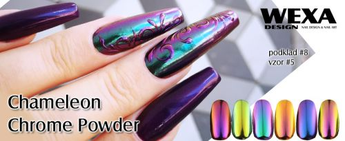 Chameleon Chrome Powder