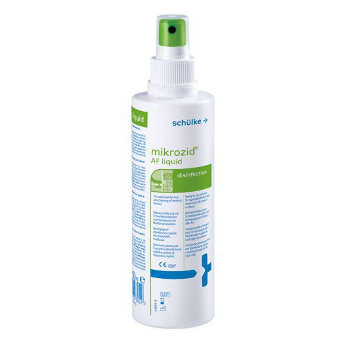 Dezinfekcia pokožky - Mikrozid spray