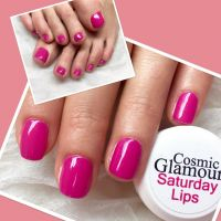 Farebný Glamour Cosmic UV gél - Saturday Lips