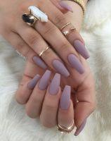 Farebný uv gél - Standard Dirty Lilac