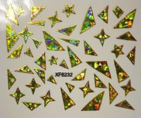 Foil Glass stickers - XF6232