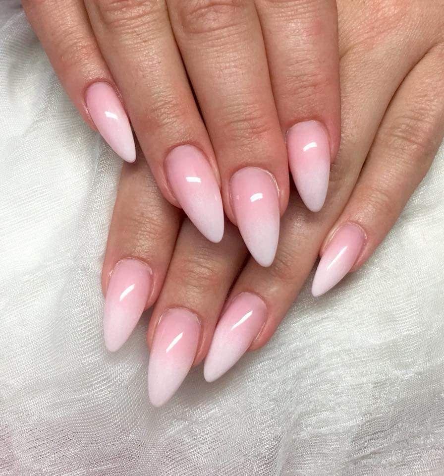 Frost Pink UV gél - 5ml - mliečne ružový