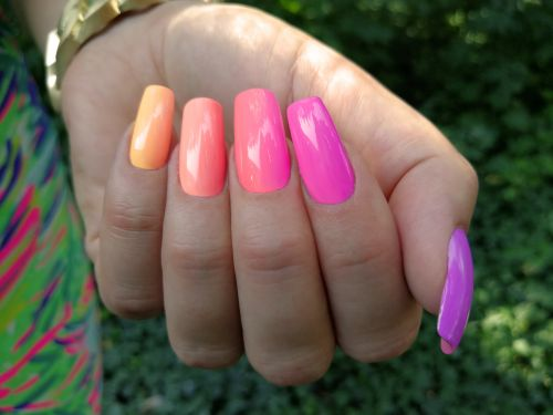 GelLOOK Summer Series Ombre Wexa