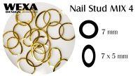Nail Stud MIX 4