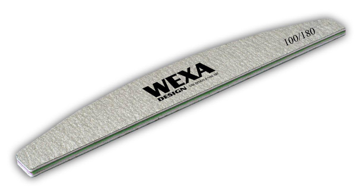 Long Life profi pilník na nechtty zebra polmesiac 100/180 WEXA