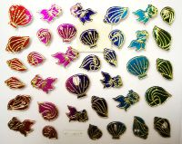 Morské nálepky YGA033