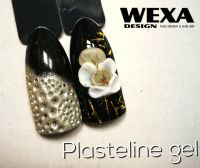 Plasteline White gel
