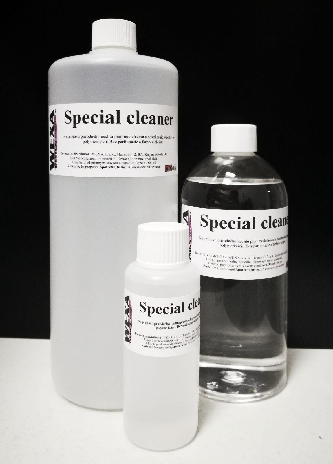 Special cleaner - čistič nechtov a gélu