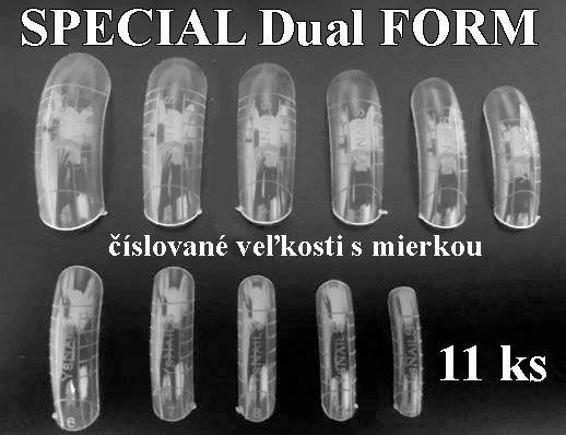 SPECIAL Dual Form for Acryl Gel