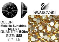 Swarovski F - Crystal METSH SS5
