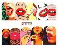Vodolepky Pop Art BN389