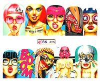 Vodolepky Pop Art BN395