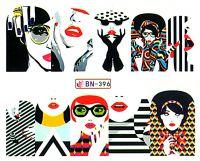Vodolepky Pop Art BN396