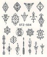 Vodolepky STZ-504