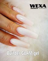 Builder GLAM LED/UV gél na nechty 15ml