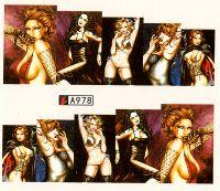 Vodolepky Fashion A979
