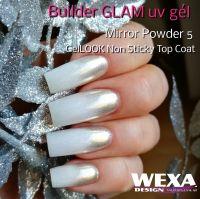 Builder GLAM LED/UV gél na nechty 5ml