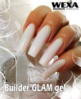 Builder GLAM LED/UV gél 5ml