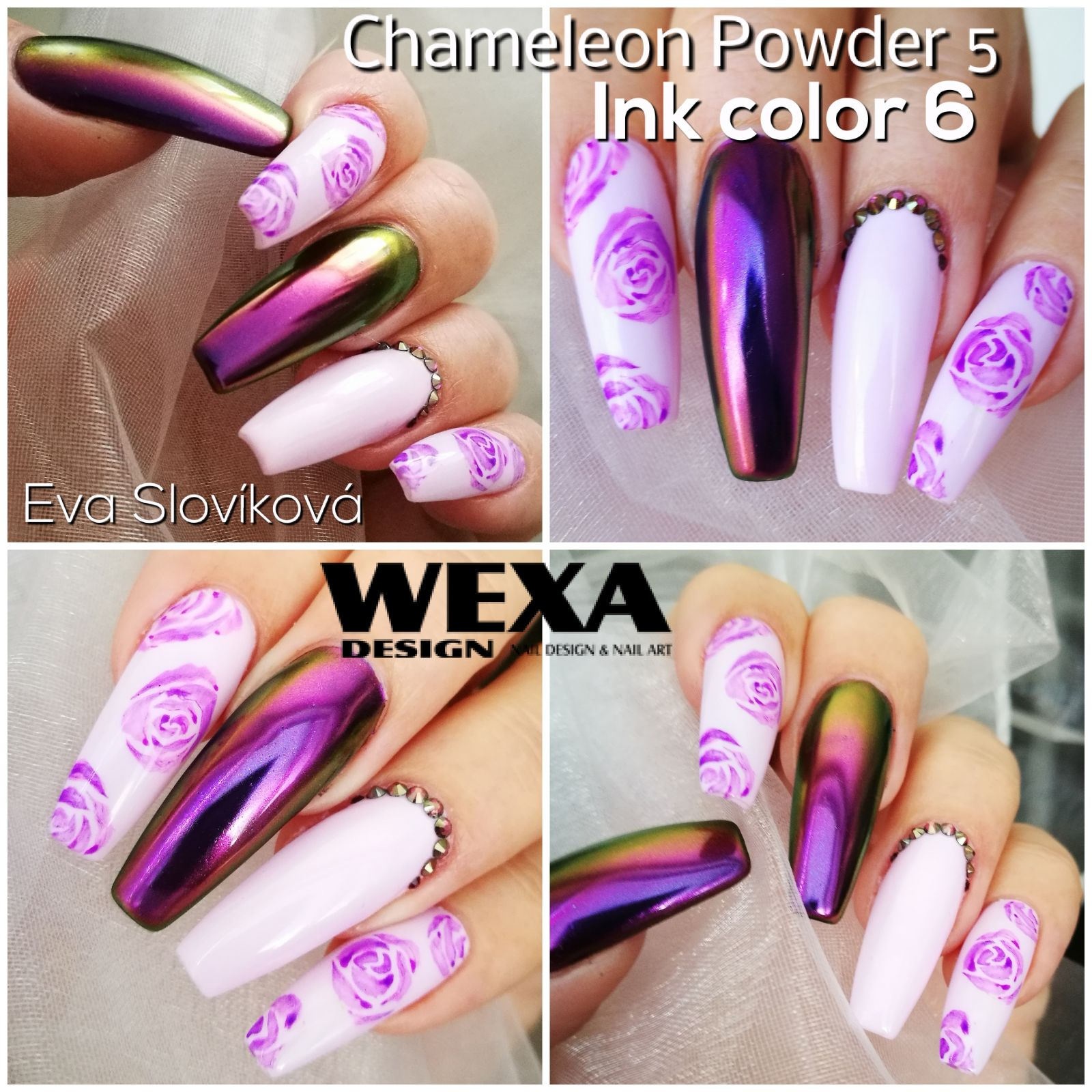 Chameleon Chrome Powder 5