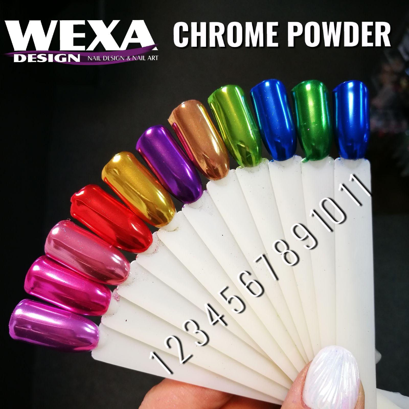 Chrome Powder 8