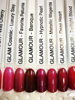Farebný Glamour UV gel - Baroque