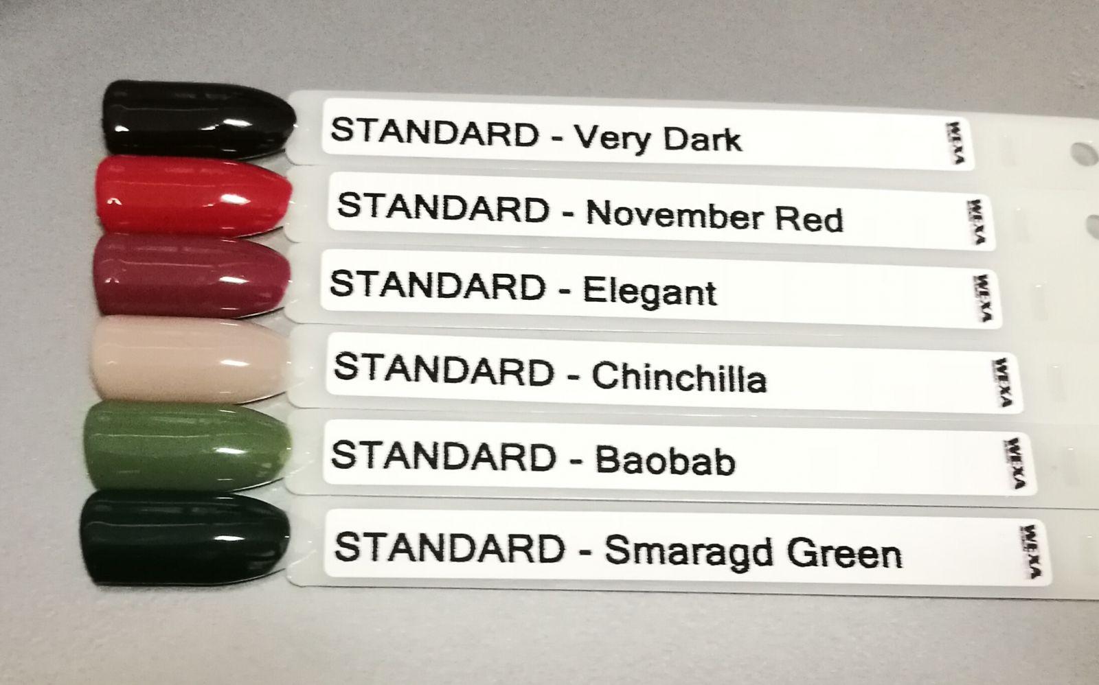 Farebný uv gél na nechty - Standard Baobab