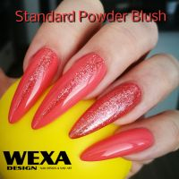 Farebný uv gél - Standard Powder Blush