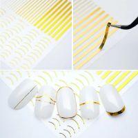 Gold Nálepky Emi Style HAMI1-147