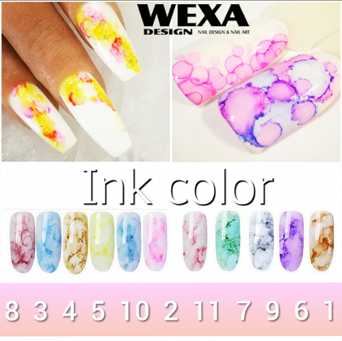 Ink Color WEXA