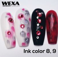 Ink color 8 Rapsberry