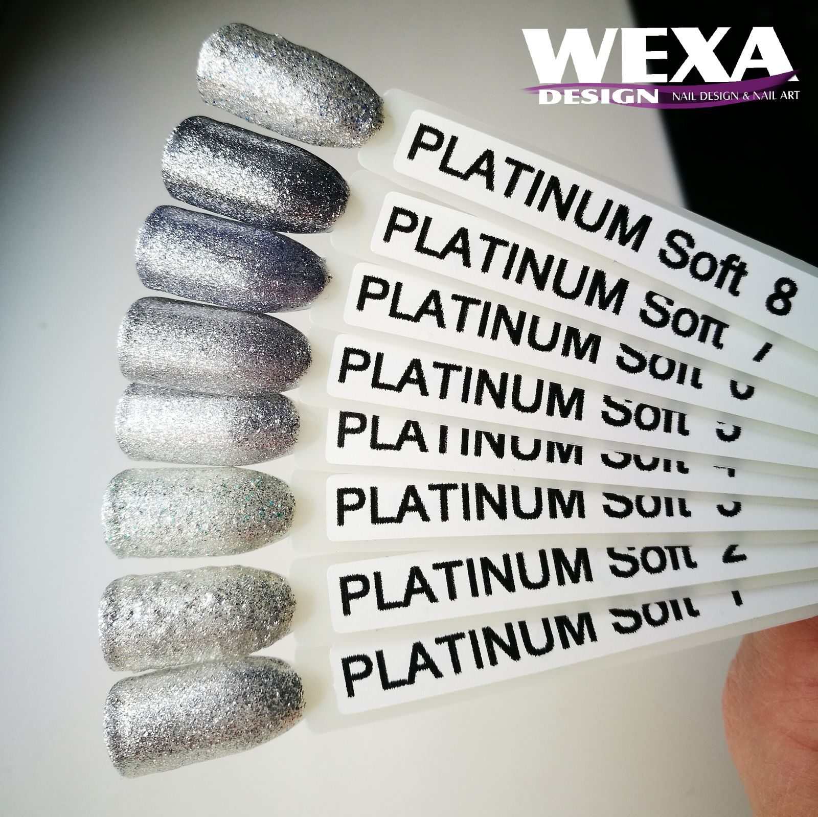 Platinum Soft gel na nechty 1