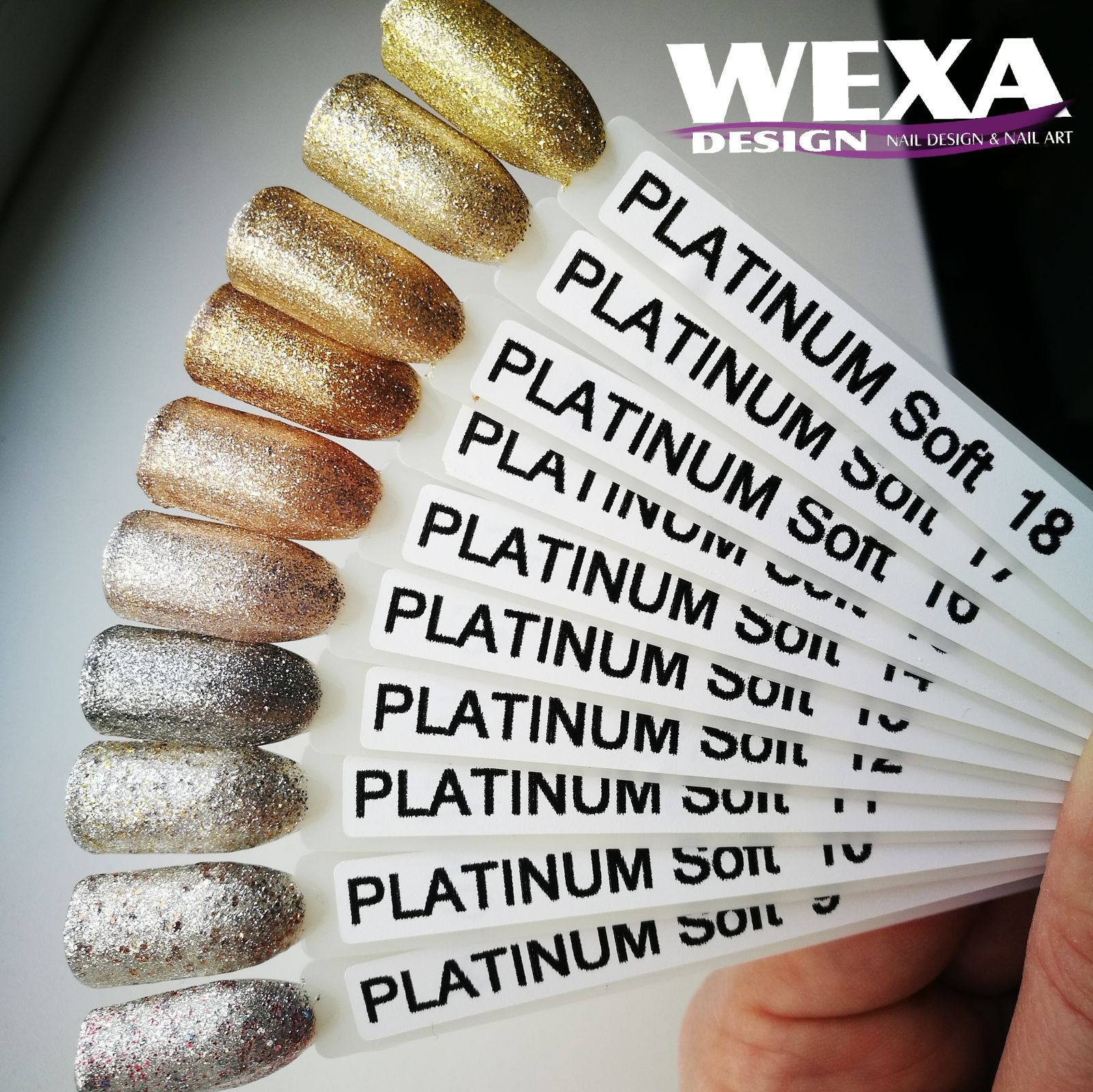 Platinum Soft gel na nechty 10